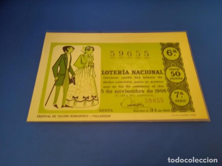 Lotería Nacional: Loteria 1966 año completo - Foto 62 - 253543205