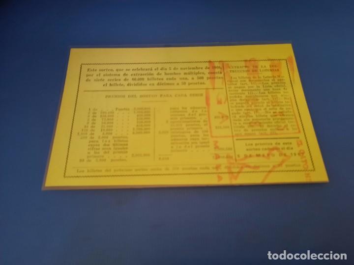 Lotería Nacional: Loteria 1966 año completo - Foto 63 - 253543205