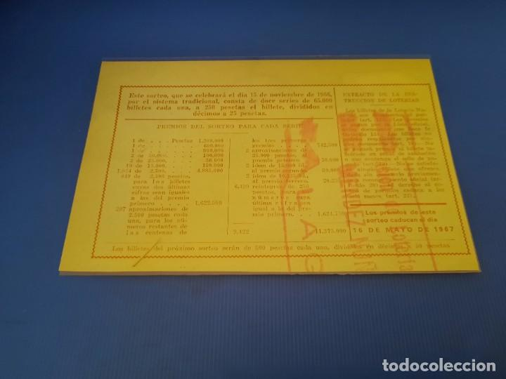 Lotería Nacional: Loteria 1966 año completo - Foto 65 - 253543205