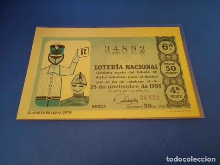 Lotería Nacional: Loteria 1966 año completo - Foto 66 - 253543205