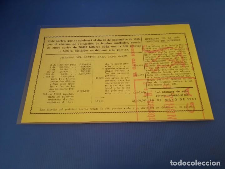 Lotería Nacional: Loteria 1966 año completo - Foto 67 - 253543205