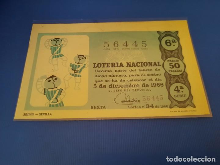 Lotería Nacional: Loteria 1966 año completo - Foto 68 - 253543205