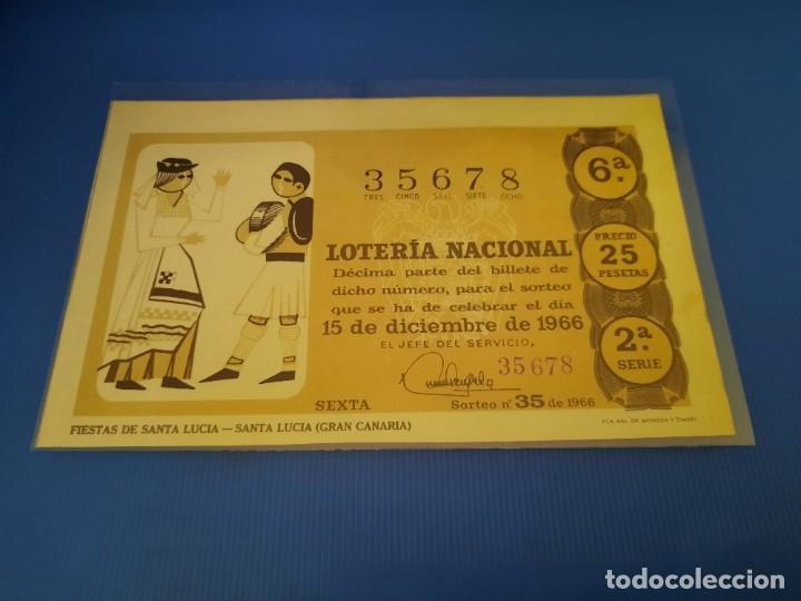 Lotería Nacional: Loteria 1966 año completo - Foto 70 - 253543205