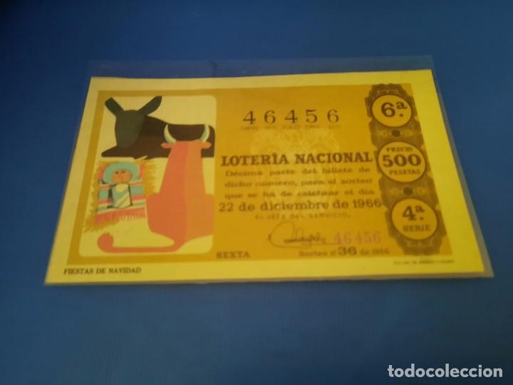 Lotería Nacional: Loteria 1966 año completo - Foto 72 - 253543205
