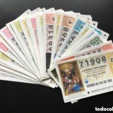 Lotería Nacional: LOTERIA NACIONAL 2020 SORTEO SÁBADOS COMPLETO - TODOS LOS SORTEOS EMITIDOS. Lote 255014470