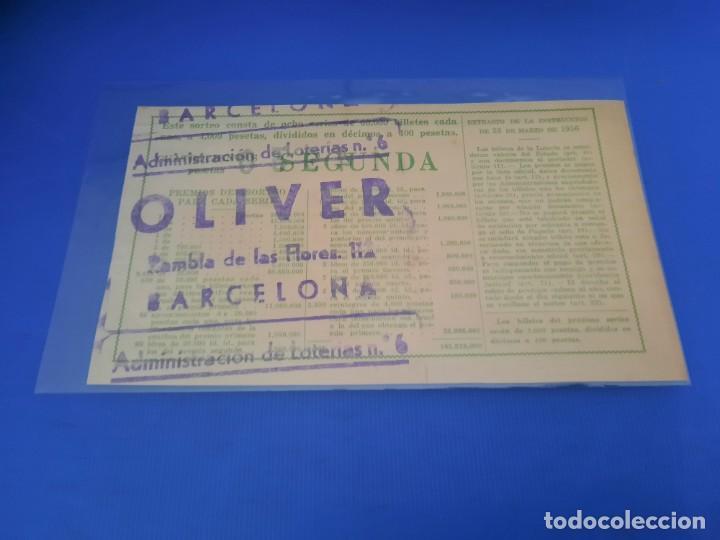 Lotería Nacional: Loteria 1961 sorteo 36 - Foto 2 - 262020910