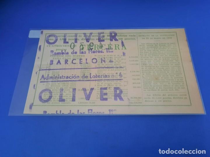 Lotería Nacional: Loteria 1961 sorteo 36 - Foto 2 - 262020955