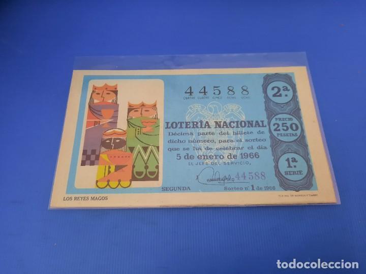 Lotería Nacional: Loteria 1966 año completo - Foto 2 - 262021815