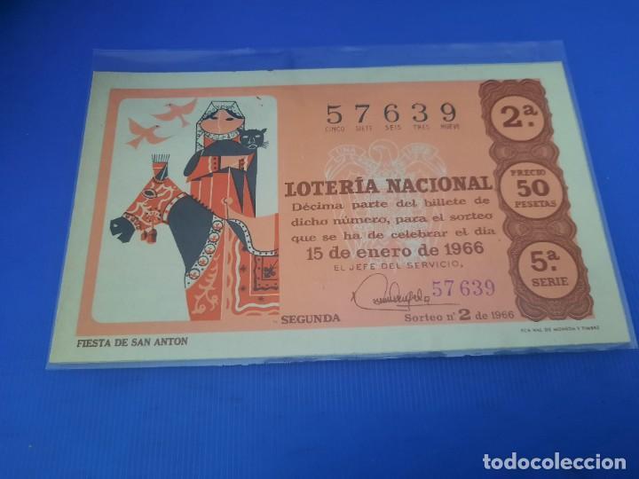 Lotería Nacional: Loteria 1966 año completo - Foto 4 - 262021815