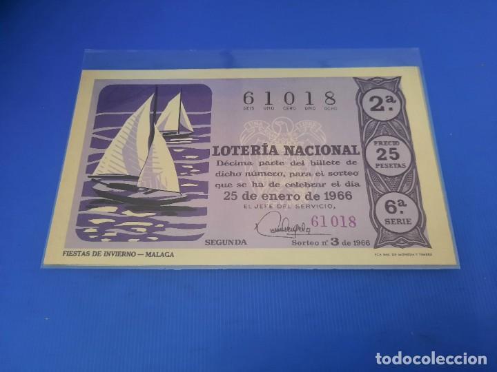 Lotería Nacional: Loteria 1966 año completo - Foto 6 - 262021815