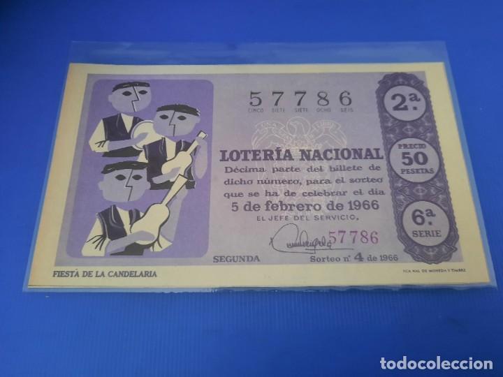 Lotería Nacional: Loteria 1966 año completo - Foto 8 - 262021815