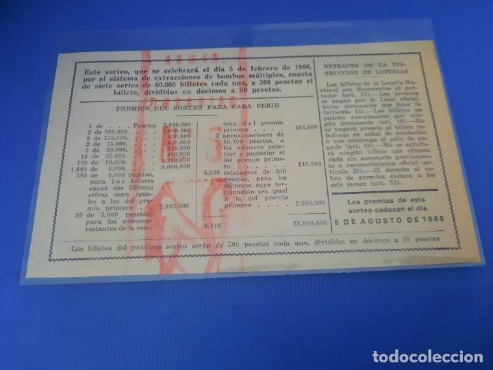 Lotería Nacional: Loteria 1966 año completo - Foto 9 - 262021815