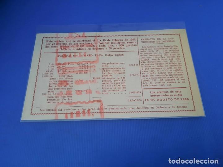 Lotería Nacional: Loteria 1966 año completo - Foto 11 - 262021815