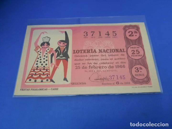Lotería Nacional: Loteria 1966 año completo - Foto 12 - 262021815