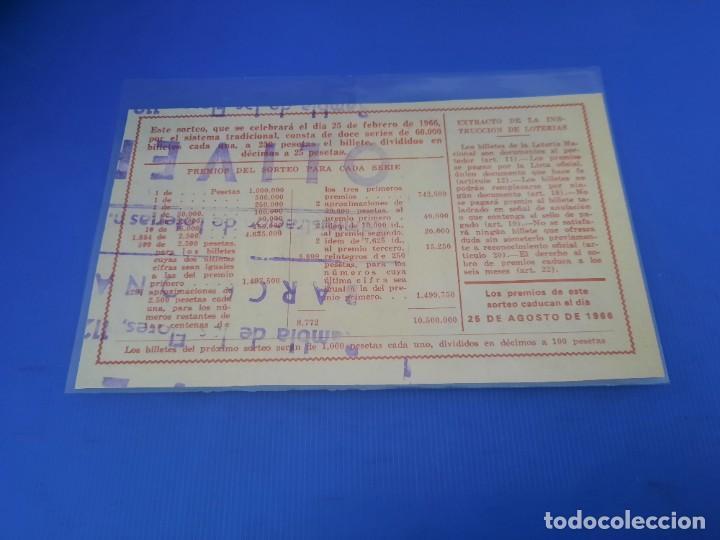 Lotería Nacional: Loteria 1966 año completo - Foto 13 - 262021815