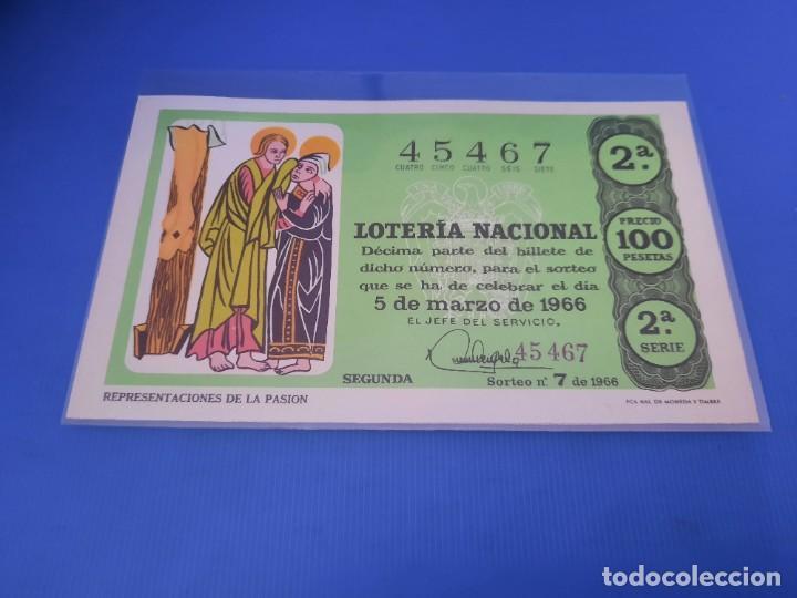 Lotería Nacional: Loteria 1966 año completo - Foto 14 - 262021815
