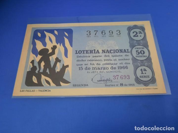 Lotería Nacional: Loteria 1966 año completo - Foto 16 - 262021815