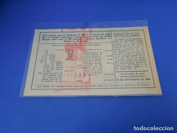 Lotería Nacional: Loteria 1966 año completo - Foto 17 - 262021815