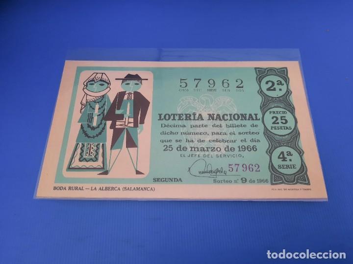 Lotería Nacional: Loteria 1966 año completo - Foto 18 - 262021815