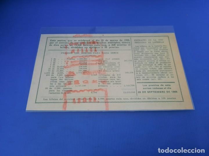 Lotería Nacional: Loteria 1966 año completo - Foto 19 - 262021815