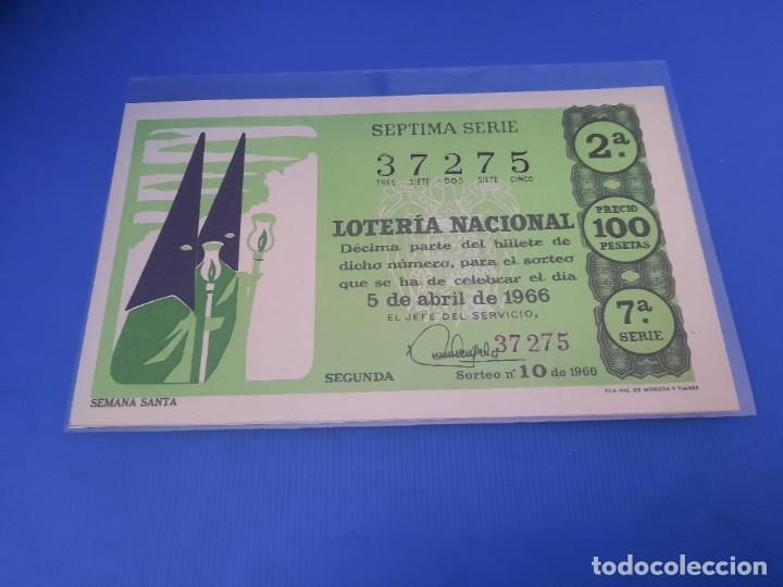 Lotería Nacional: Loteria 1966 año completo - Foto 20 - 262021815