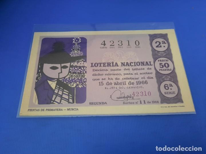 Lotería Nacional: Loteria 1966 año completo - Foto 22 - 262021815