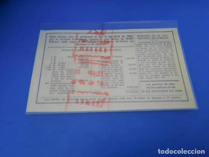 Lotería Nacional: Loteria 1966 año completo - Foto 23 - 262021815