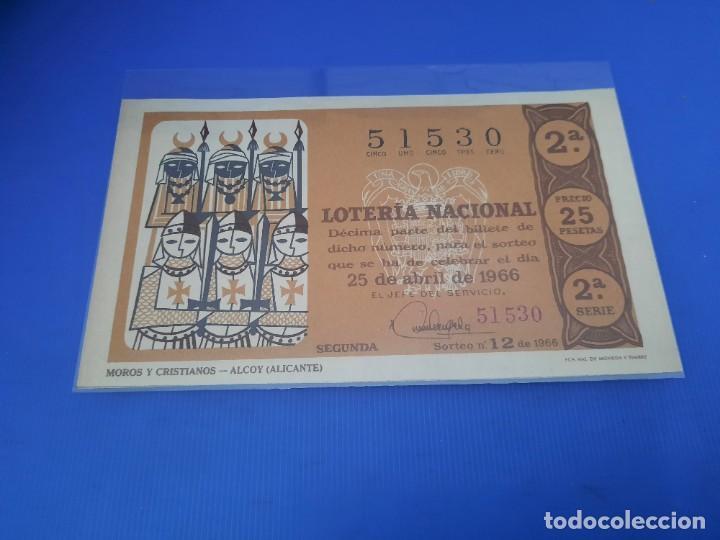 Lotería Nacional: Loteria 1966 año completo - Foto 24 - 262021815