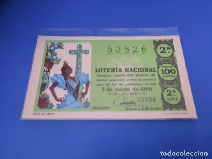 Lotería Nacional: Loteria 1966 año completo - Foto 26 - 262021815
