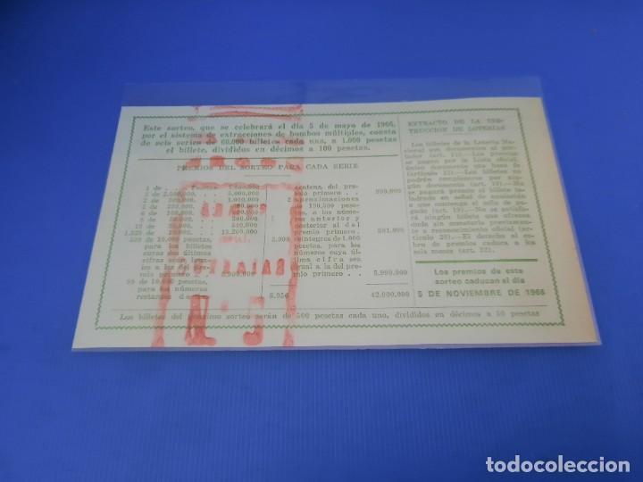 Lotería Nacional: Loteria 1966 año completo - Foto 27 - 262021815