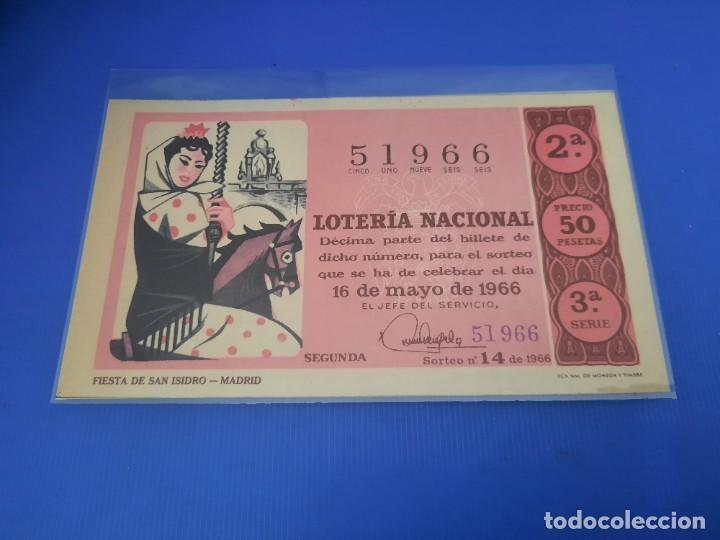 Lotería Nacional: Loteria 1966 año completo - Foto 28 - 262021815