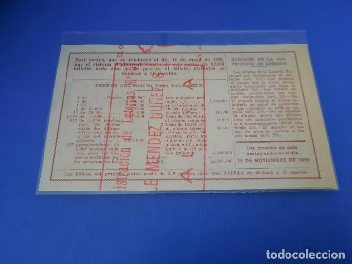 Lotería Nacional: Loteria 1966 año completo - Foto 29 - 262021815