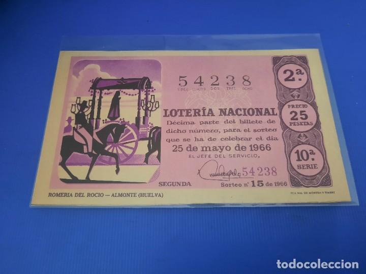 Lotería Nacional: Loteria 1966 año completo - Foto 30 - 262021815