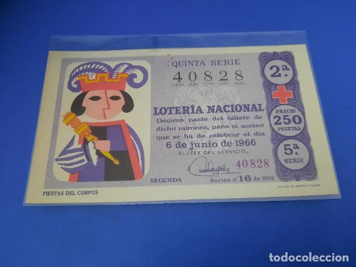 Lotería Nacional: Loteria 1966 año completo - Foto 32 - 262021815