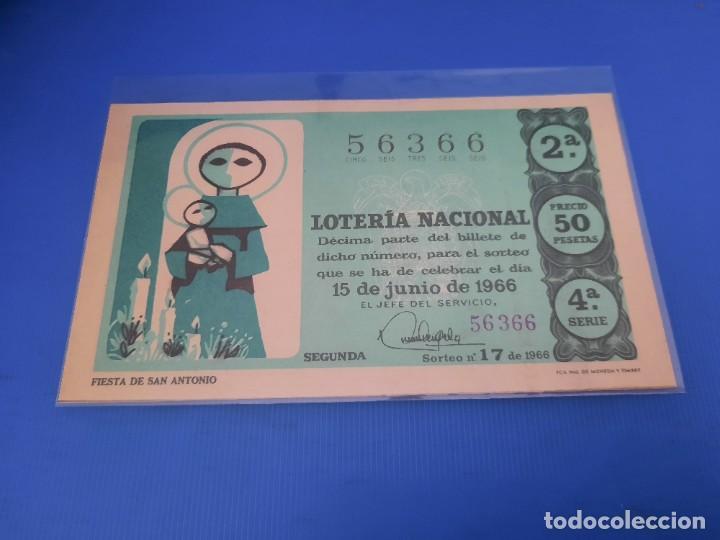 Lotería Nacional: Loteria 1966 año completo - Foto 33 - 262021815