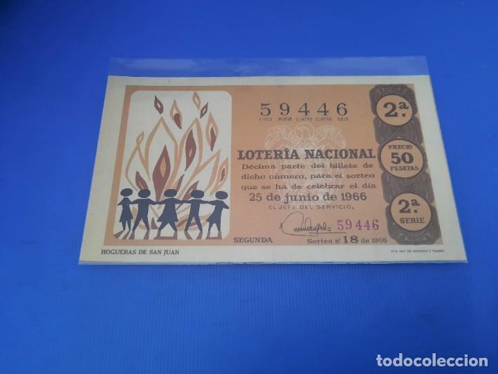 Lotería Nacional: Loteria 1966 año completo - Foto 35 - 262021815