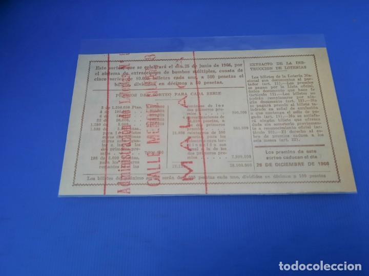 Lotería Nacional: Loteria 1966 año completo - Foto 36 - 262021815