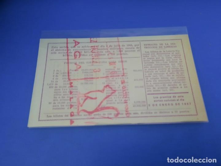 Lotería Nacional: Loteria 1966 año completo - Foto 38 - 262021815