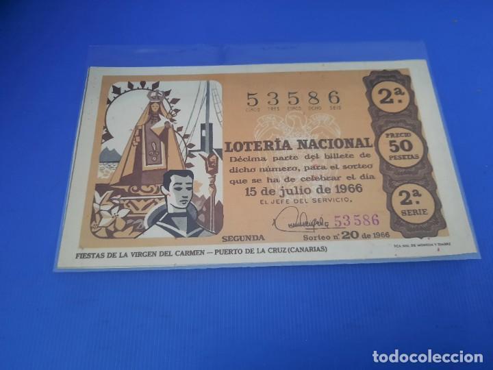 Lotería Nacional: Loteria 1966 año completo - Foto 39 - 262021815
