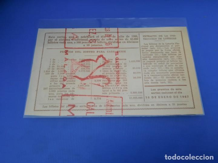 Lotería Nacional: Loteria 1966 año completo - Foto 40 - 262021815