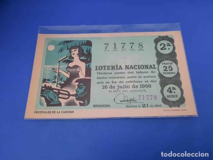 Lotería Nacional: Loteria 1966 año completo - Foto 41 - 262021815