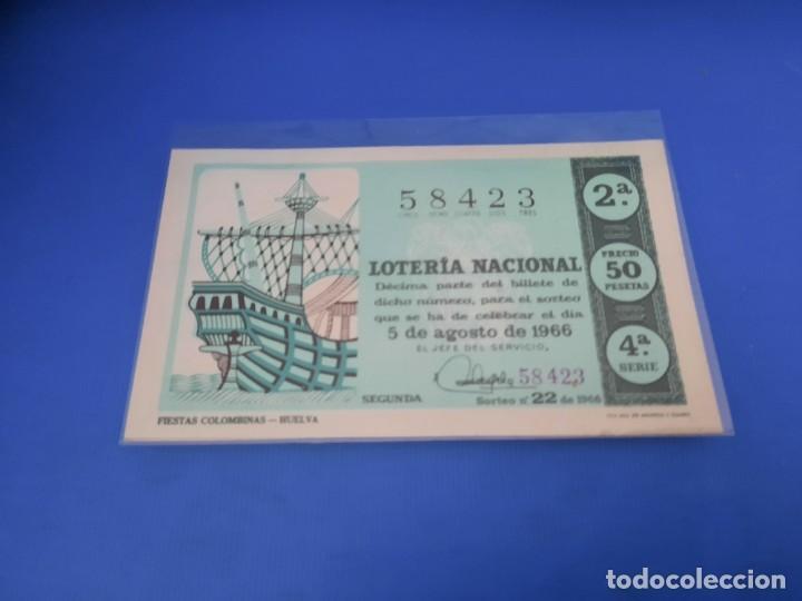 Lotería Nacional: Loteria 1966 año completo - Foto 43 - 262021815