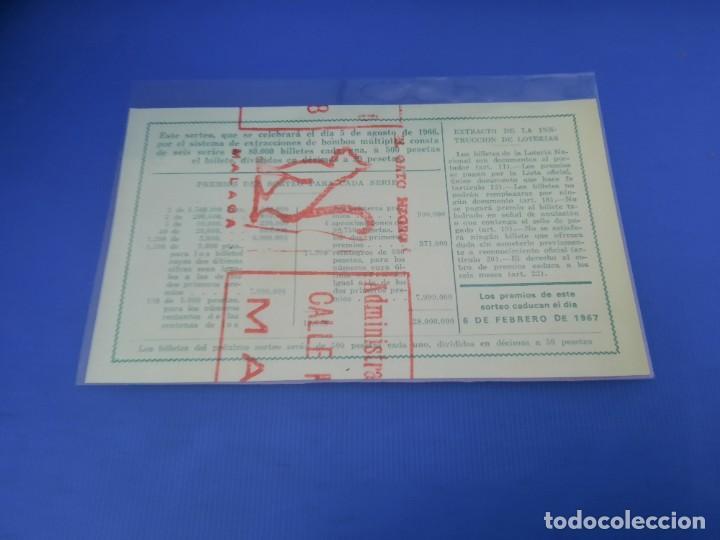 Lotería Nacional: Loteria 1966 año completo - Foto 44 - 262021815