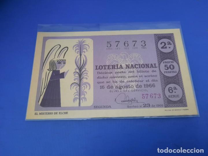 Lotería Nacional: Loteria 1966 año completo - Foto 45 - 262021815