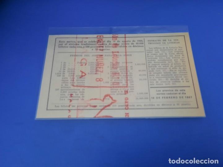Lotería Nacional: Loteria 1966 año completo - Foto 46 - 262021815