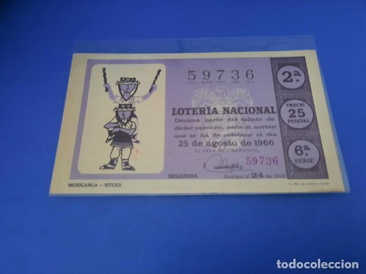 Lotería Nacional: Loteria 1966 año completo - Foto 47 - 262021815