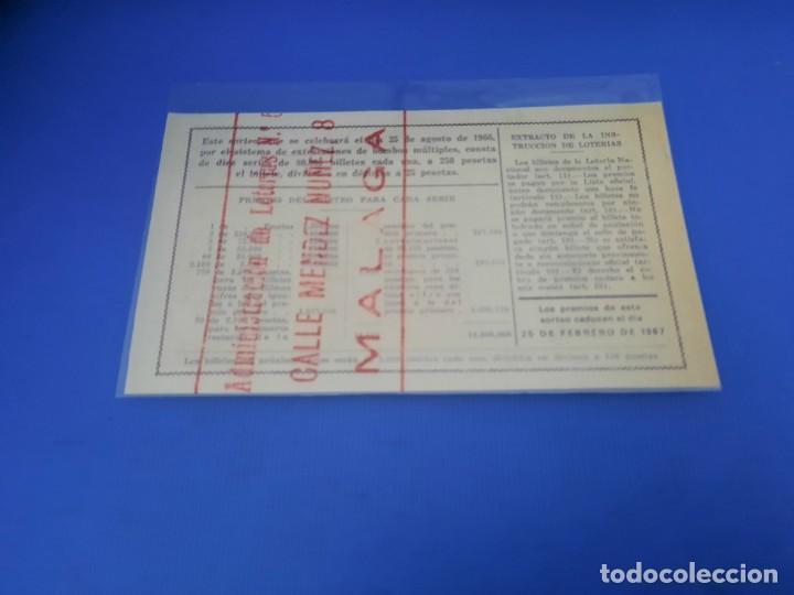 Lotería Nacional: Loteria 1966 año completo - Foto 48 - 262021815