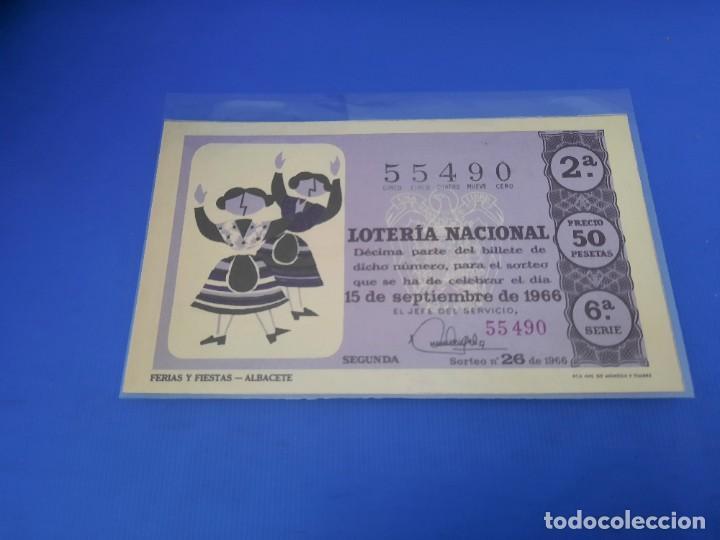 Lotería Nacional: Loteria 1966 año completo - Foto 51 - 262021815