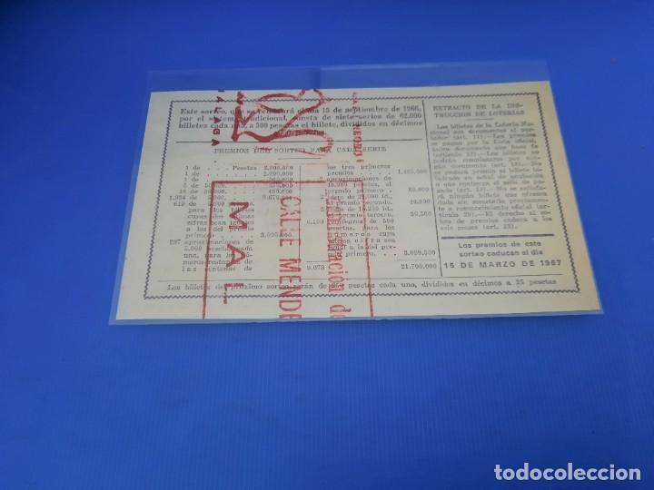 Lotería Nacional: Loteria 1966 año completo - Foto 52 - 262021815