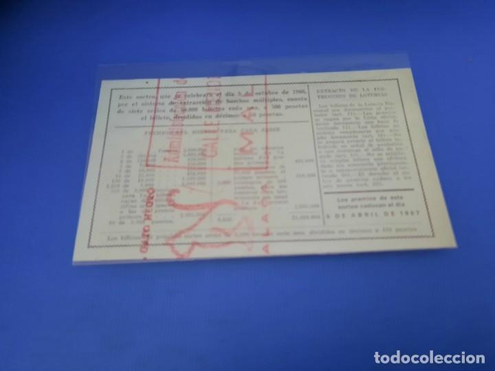 Lotería Nacional: Loteria 1966 año completo - Foto 55 - 262021815